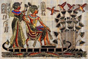 Parchemin égyptien